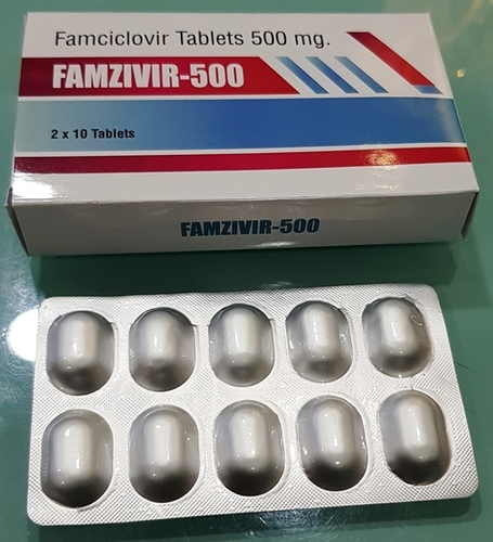 Famzivir-500 Tablet