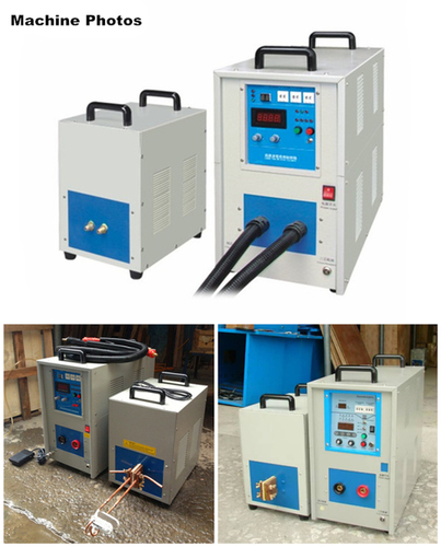HIGH FREQUENCY INDUCTION HEATING MACHINE MT 80