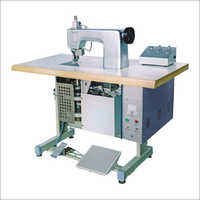 Ultrasonics Sewing Machine