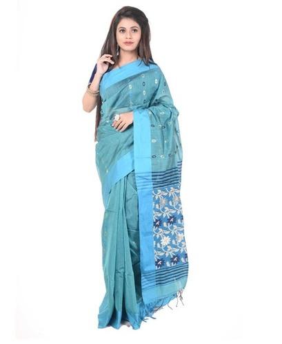 Gadwal Handloom Cotton Saree