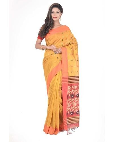 Kerala Handloom Cotton Saree
