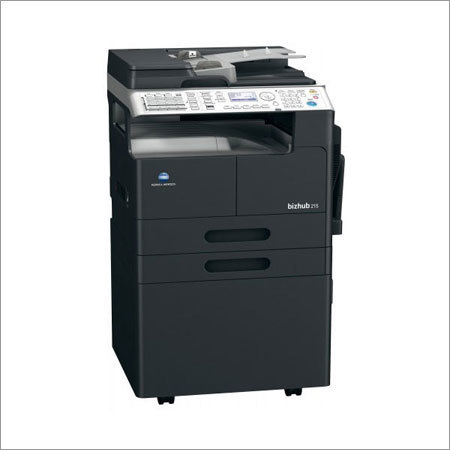 206 Konica Minolta Photocopy Machine
