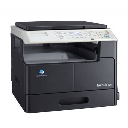 226 Konica Minolta Photocopier