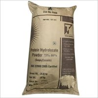 Soya/Casein Protein Hydrolysate Powder 75%-80%