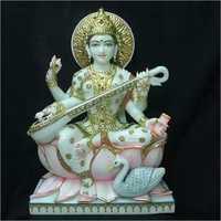 Marble Sarshwati Mata