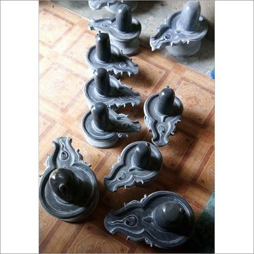 Black Marble Shiv Ling