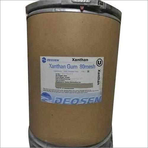 XANTHAN GUM 80 MESH