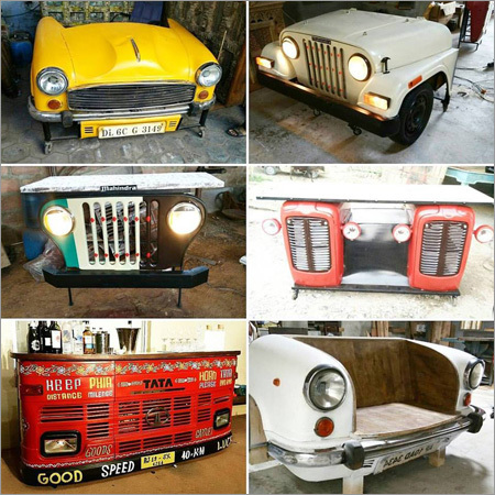 Different Automobile Furniture