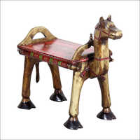 Camel Handcrafted Bench
