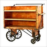 Wooden Carrier