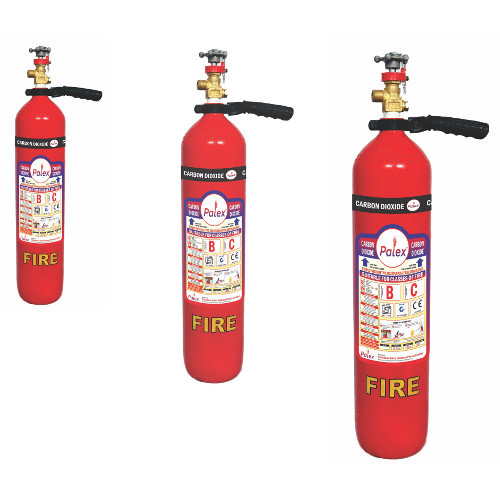 Fire Extinguisher With 1 Year Warranty