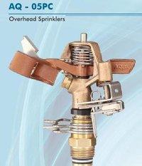 AQ-05PC Overhead Sprinklers