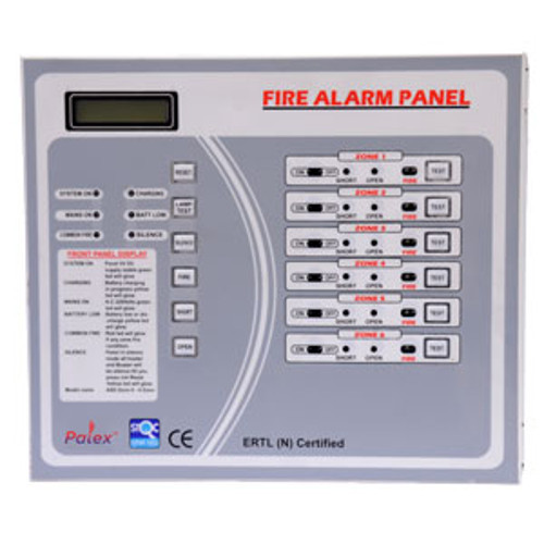 Zone Fire Alarm Panel