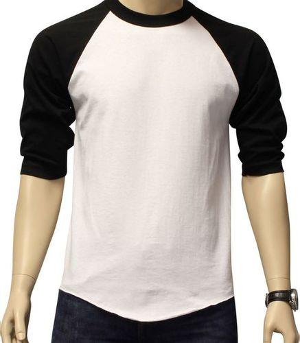 Plain Raglan Sleeve T Shirts