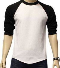 Plain Raglan Sleeve T Shirts