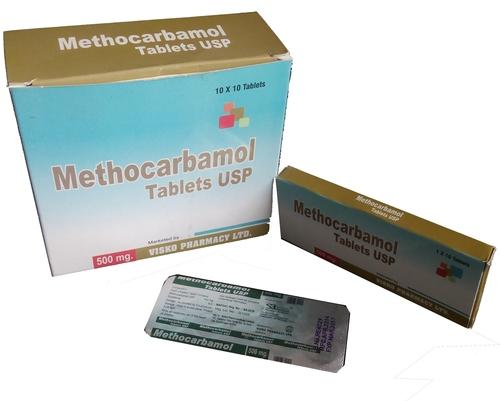 Methocarbamol Tablets