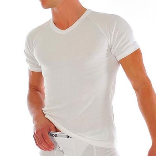 Raglan V Neck T Shirts
