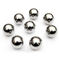 Steel Balls and Stainless Steel Balls for Grinding