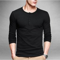 Plain Full Sleeve T Shirts