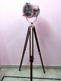 Tripod Floor Search Lamp