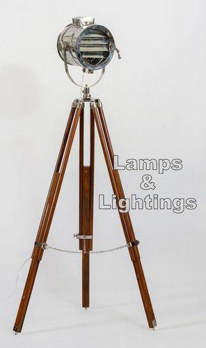 Tripod Floor Search Light