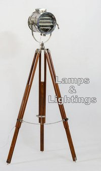 Tripod Floor Search Light