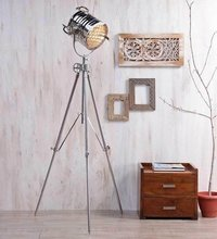 Heavy Casting Floor Lamp Studio Searchlight
