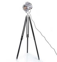 Vintage Design Tripod Floor Lamp
