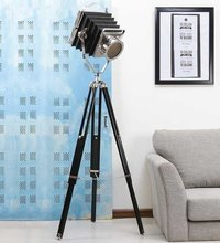 Camera Tripod Floor Lamp Spotlight Corner STUDIO Lighting