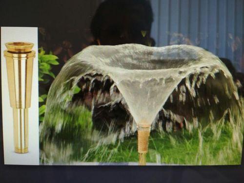 Water Fountain Nozzle
