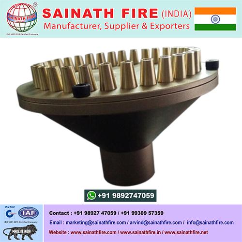 Brass Fountain Nozzle