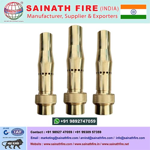Foam Fountain Nozzles