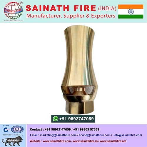 Brass Water Fountain Nozzle