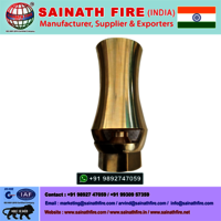 Brass Water Fountain Nozzle