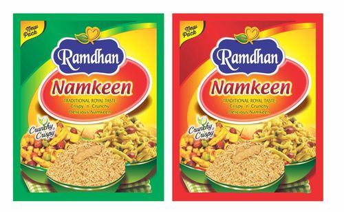 Namkeen Packaging Pouchs