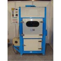 tumble type batch deflashing machine