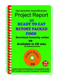 Ready to Eat Retort Packed Food Manufacturing eBook