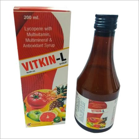 Vitkin-L Syrup