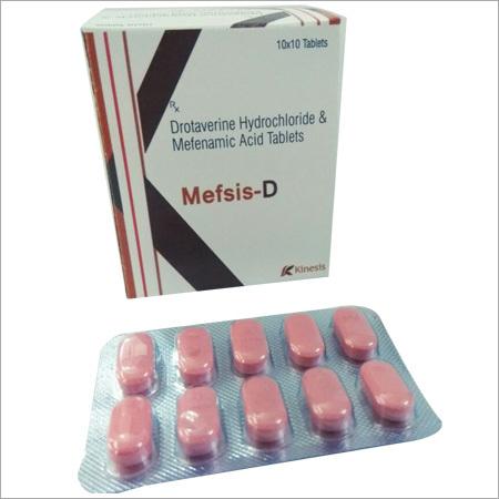 Mefsis-D Tablets