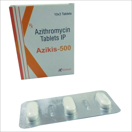 Azikis-500 Tablets