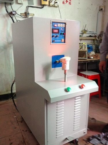 Railway Rivet Induction Heating Machine