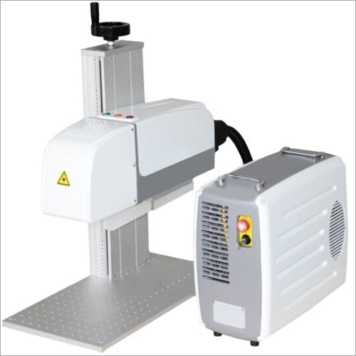 3D Deep Engraving Fiber Laser Marker