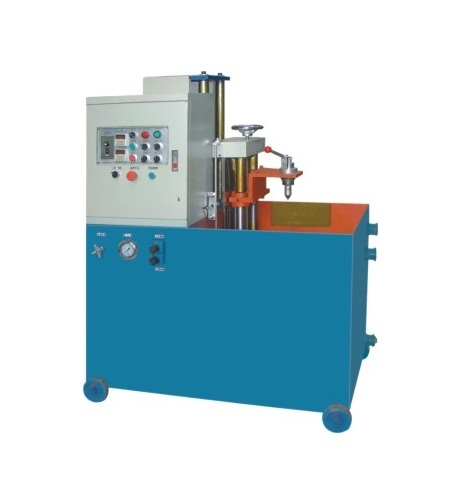 Vertical Induction Hardening Machine Tool
