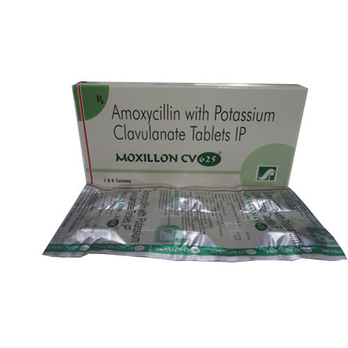 Moxillon CV 625 Tablets