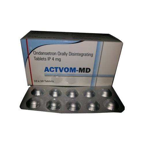 Actvom MD Tablets