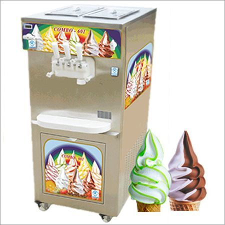 Ripple Twin Flavour Softy Machine - Eco