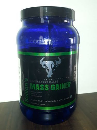 Saillon's Mass Gainer