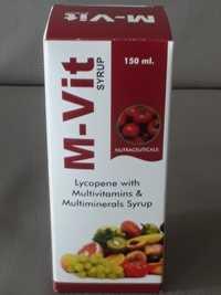 M-Vit Syrup