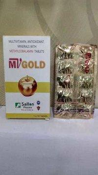 Multivitamin Antioxidant Tablets