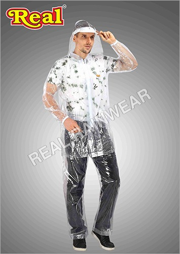 Crystal Rain Suit